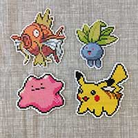 Pokemon magnets thumbnail